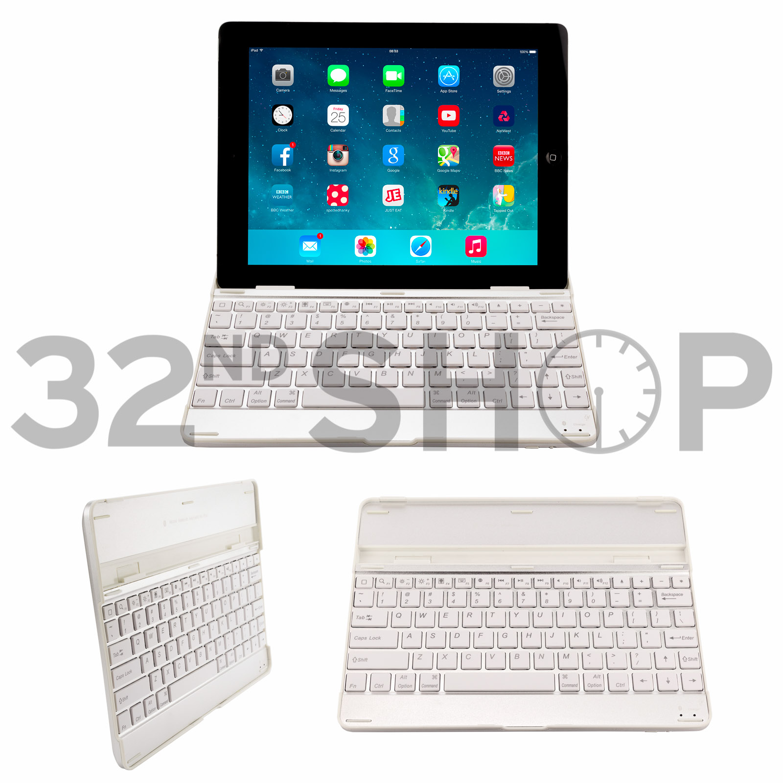 how to connect apple wireless keyboard to ipad air