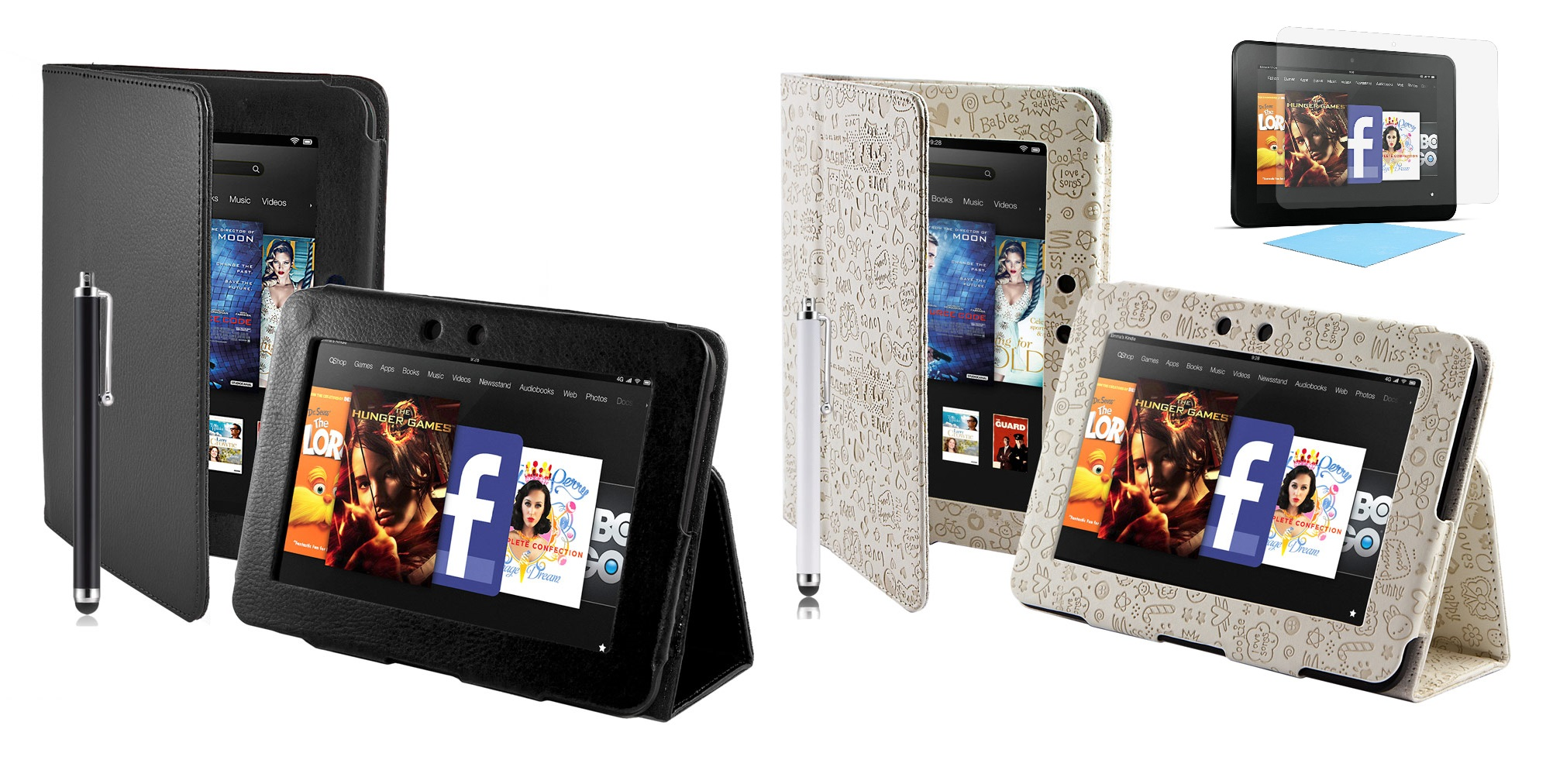 how to delete books from kindle fire cloud