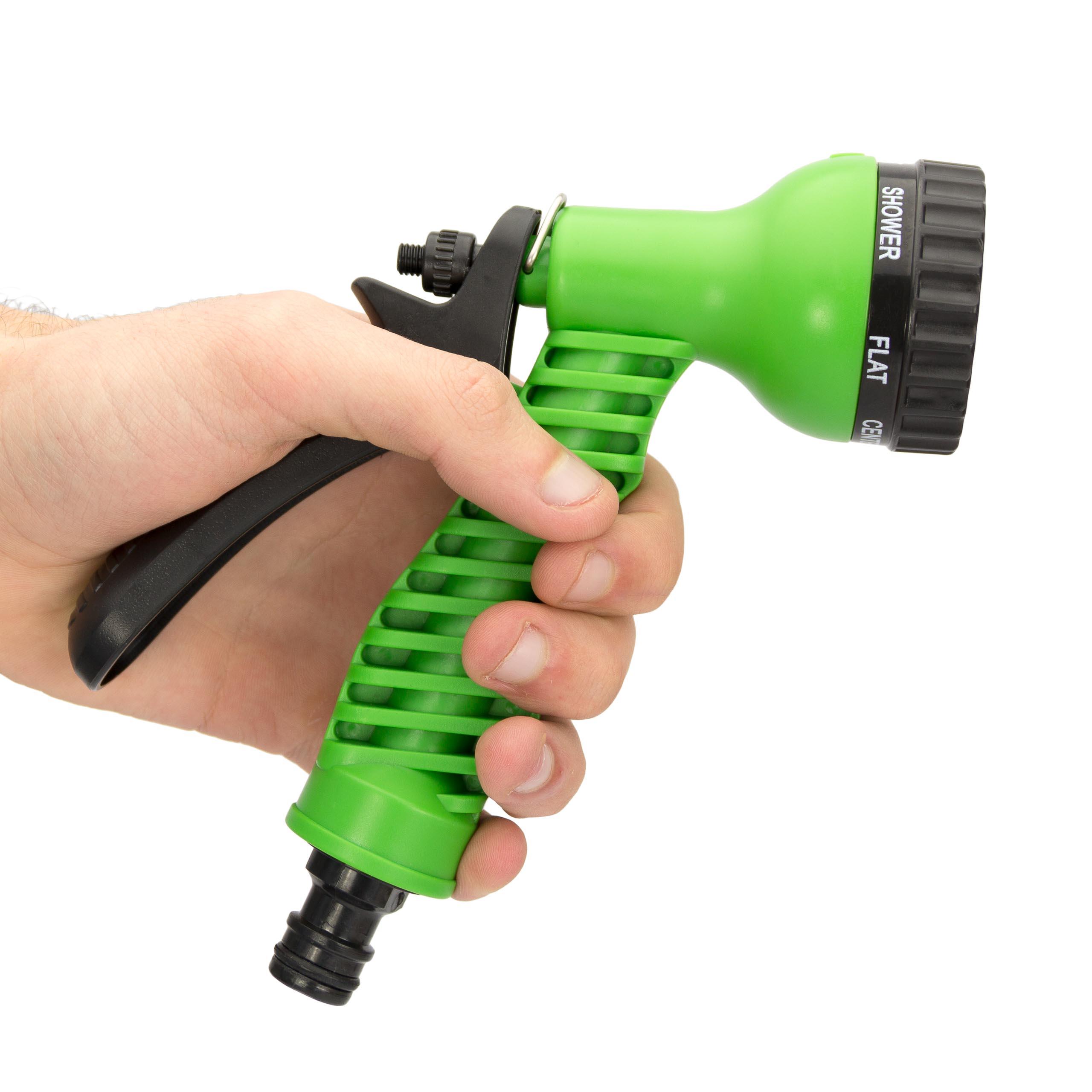Lightweight ft magic garden hose pipe tap